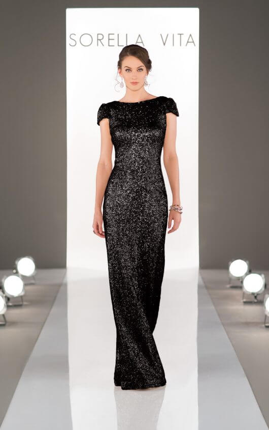 Style 8718 in Onyx
