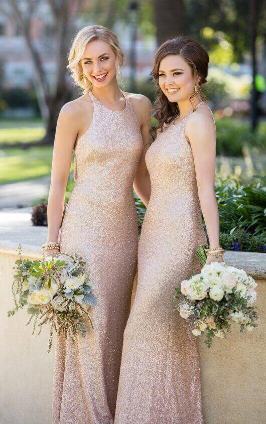 Style 8846 shown in Gold