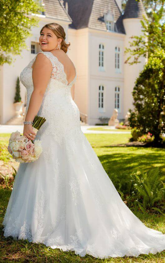 9a116ff2fd5 Plus Size Wedding Dresses