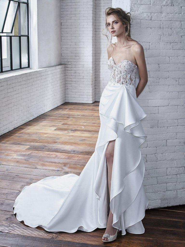Badgley Mischka The Bridal Rooms Wedding Dresses