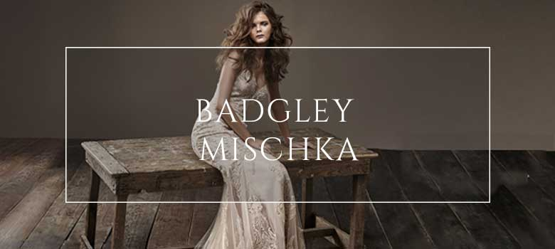 Badgley Mischka bridal