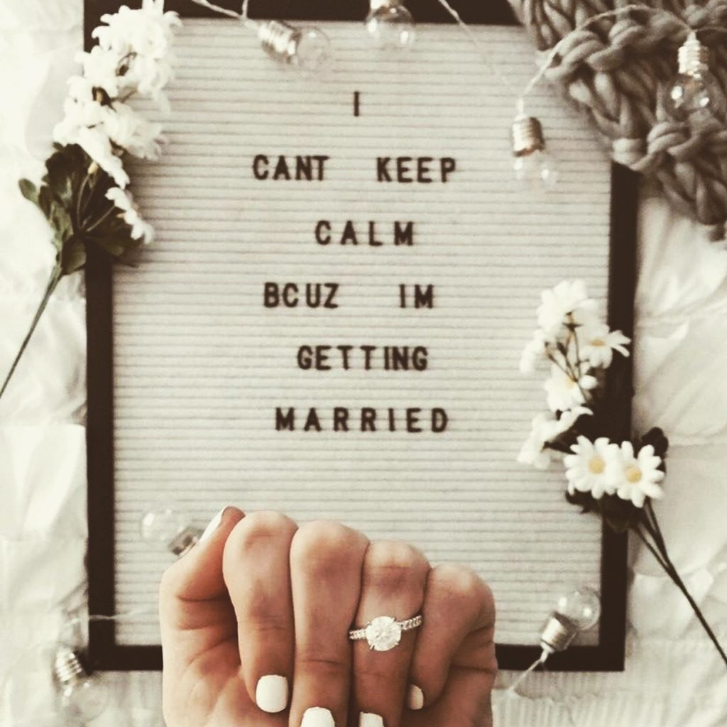 I am getting Married!! What do I do now?