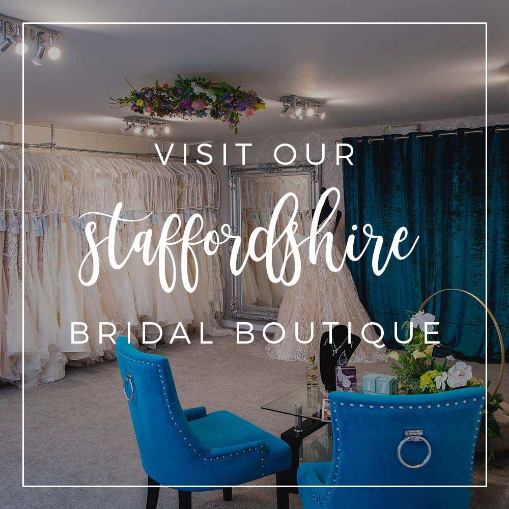 staffordshire bridal boutique